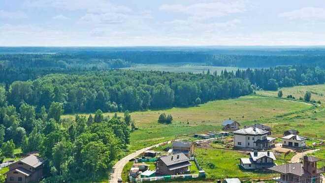 Коттеджный поселок Zorino Forest Club (Зорино Форест Клаб)